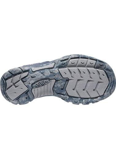 Keen Keen Newport H2 Erkek Sandalet Mavi Mavi